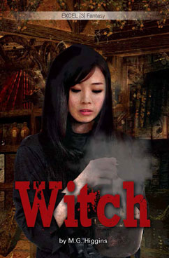 Cover for Witch