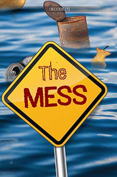 Cover for The Mess