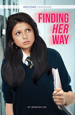 Cover for Finding Her Way