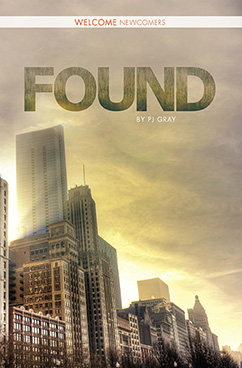 Cover for Found
