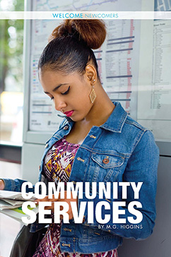 Cover for Community Services