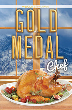 Cover for Gold Medal Chef