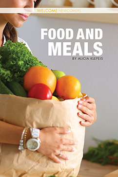 Cover for Food And Meals