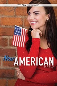 Cover for New American