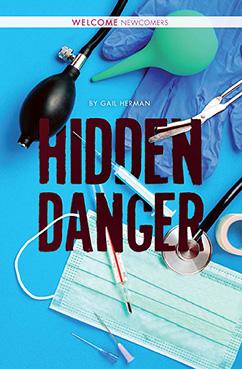 Cover for Hidden Danger