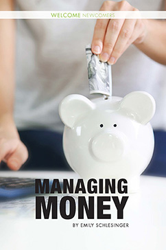 Cover for Managing Money
