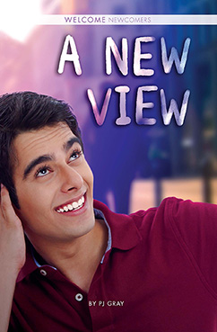 Cover for A New View