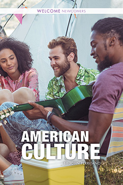 Cover for American Culture