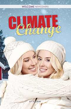 Cover for Climate Change
