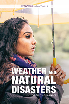 Cover for Weather and Natural Disasters
