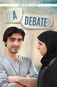 Cover for A Debate
