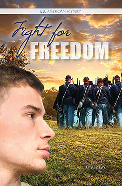 Cover for Fight for Freedom