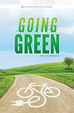 Cover for Going Green