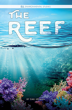 Cover for The Reef