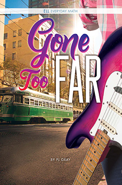 Cover for Gone Too Far