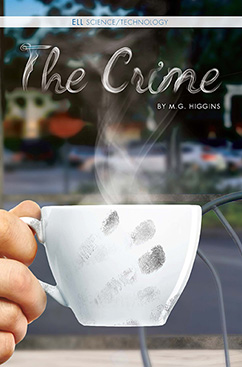 Cover for The Crime