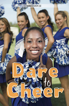 Cover for Dare to Cheer