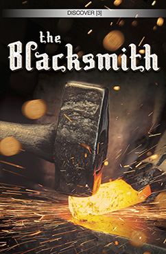 Cover for The Blacksmith