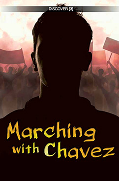 Cover for Marching with Chavez