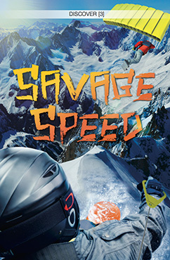 Cover for Savage Speed