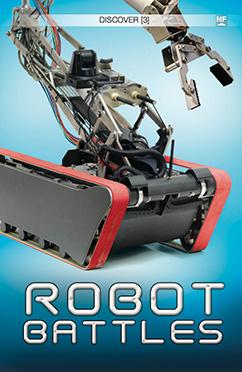 Cover for Robot Battles