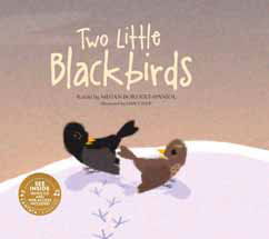 Cover for Two Little Blackbirds