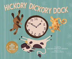 Cover for Hickory Dickory Dock