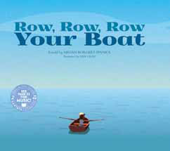 Cover for Row, Row, Row Your Boat
