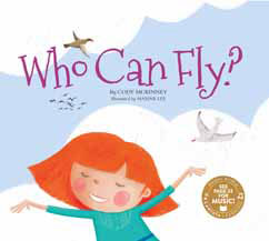 Cover for Who Can Fly?