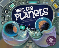 Cover for Visit the Planets