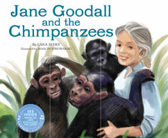 Cover for Jane Goodall and the Chimpanzees