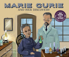 Cover for Marie Curie and Her Discovery