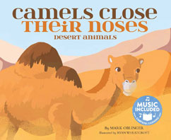 Cover for Camels Close Their Noses