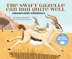 Cover for The Swift Gazelle Can Run Quite Well