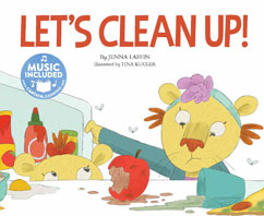 Cover for Let's Clean Up!