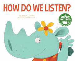 Cover for How Do We Listen?