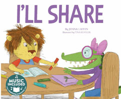 Cover for I'll Share