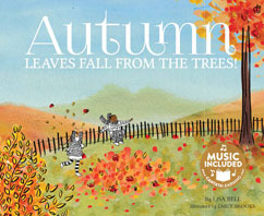 Cover for Autumn: Leaves Fall from the Trees!