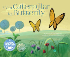 Cover for From Caterpillar to Butterfly