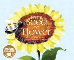 Cover for From Seed to Flower