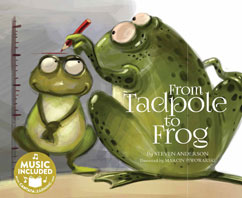 Cover for From Tadpole to Frog