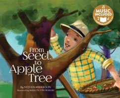 Cover for From Seed to Apple Tree