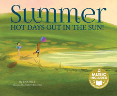 Cover for Summer: Hot Days Out in the Sun!