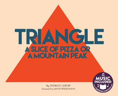Cover for Triangle: A Slice of Pizza or a Mountain Peak
