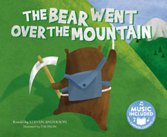 Cover for The Bear Went Over the Mountain