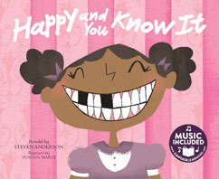 Cover for Happy and You Know It