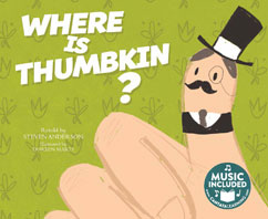 Cover for Where is Thumbkin?