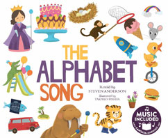 Cover for The Alphabet Song