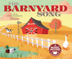 Cover for The Barnyard Song