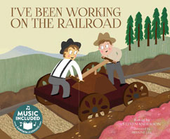 Cover for I've Been Working on the Railroad